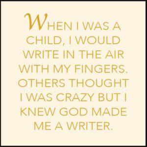 Ricardo Gonzalez Writing